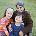 Famille d'accueil personne handicapée