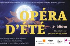 opéras d'été 2021