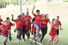 Les Villages Fondation Paris Saint-Germain passent l'été dans les Yvelines