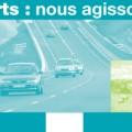 Bandeau : Routes et transports