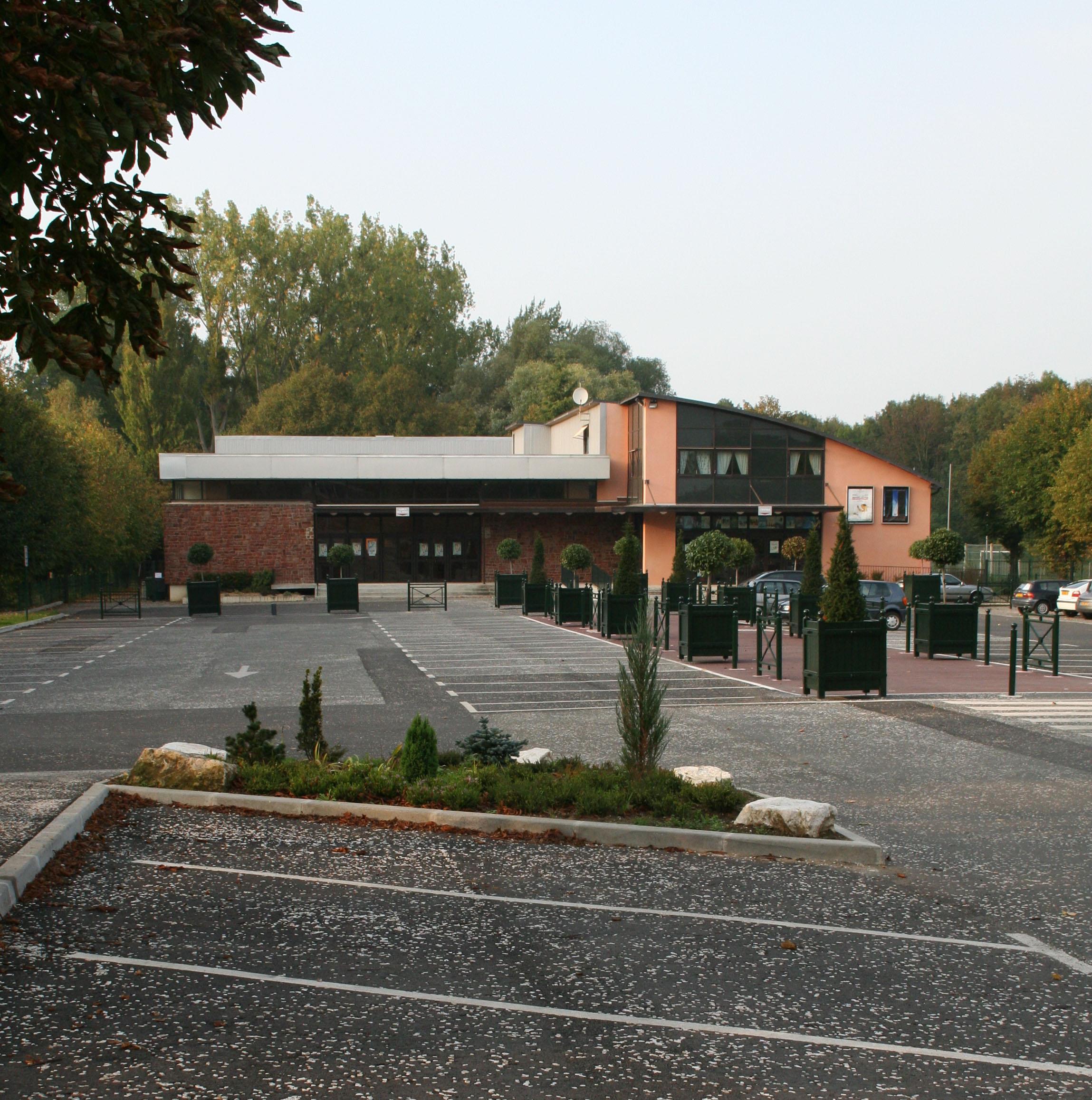 Salle Des F Tes Conseil D Partemental Des Yvelines