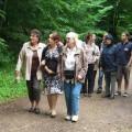 Yvelines étudiants seniors - forêt de Sainte-Apolline