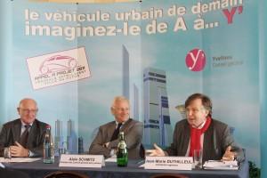 AAP automobile présentation du jury
