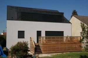 Magny les hameaux maison d sir premi re r novation passive d 39 une maiso - Maison passive renovation ...