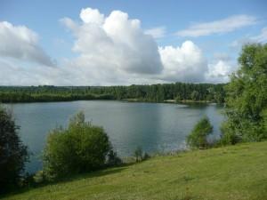 Parc paysager et récréatif à Carrières-sous-Poissy