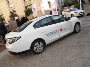 voiture projet SAVE