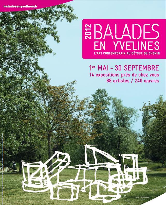 L art contemporain pour tous les yvelinois yvelines infos for Balade en yvelines