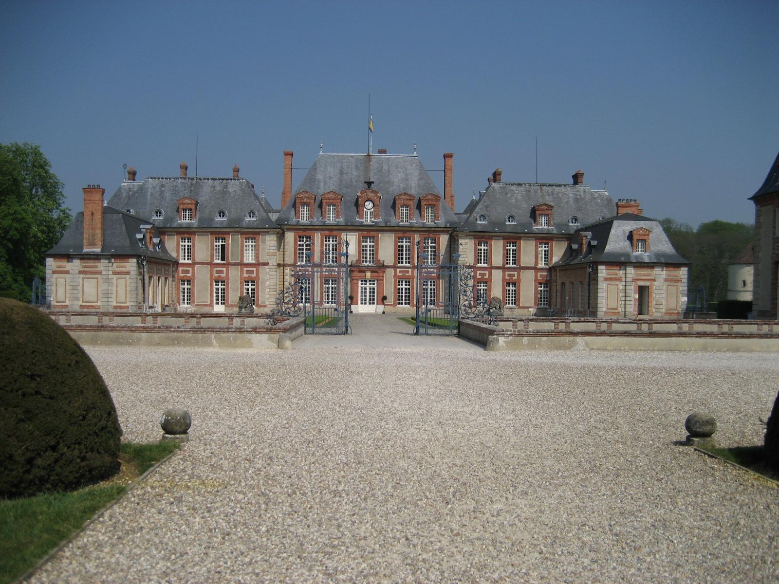 Ch teau parc et jardins de breteuil conseil for Chateau des yvelines