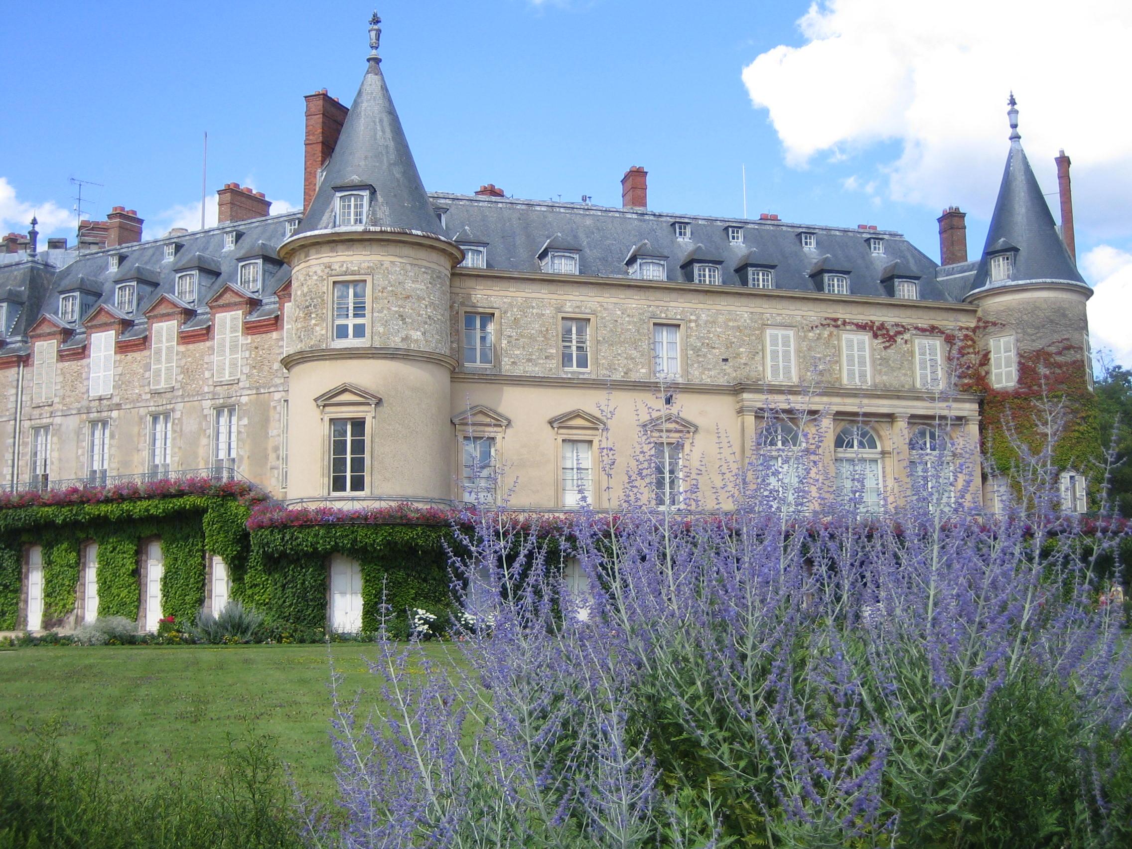 Ch teau parc et jardins du domaine national de for Chateau des yvelines
