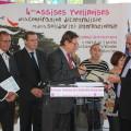 Remise du Premier Prix de la Charte à l'association Energies Solidaires