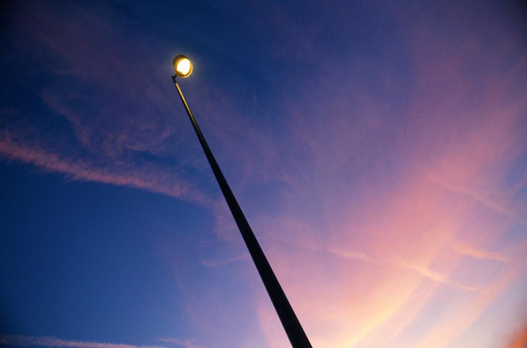 Réduction des installations d'éclairage public