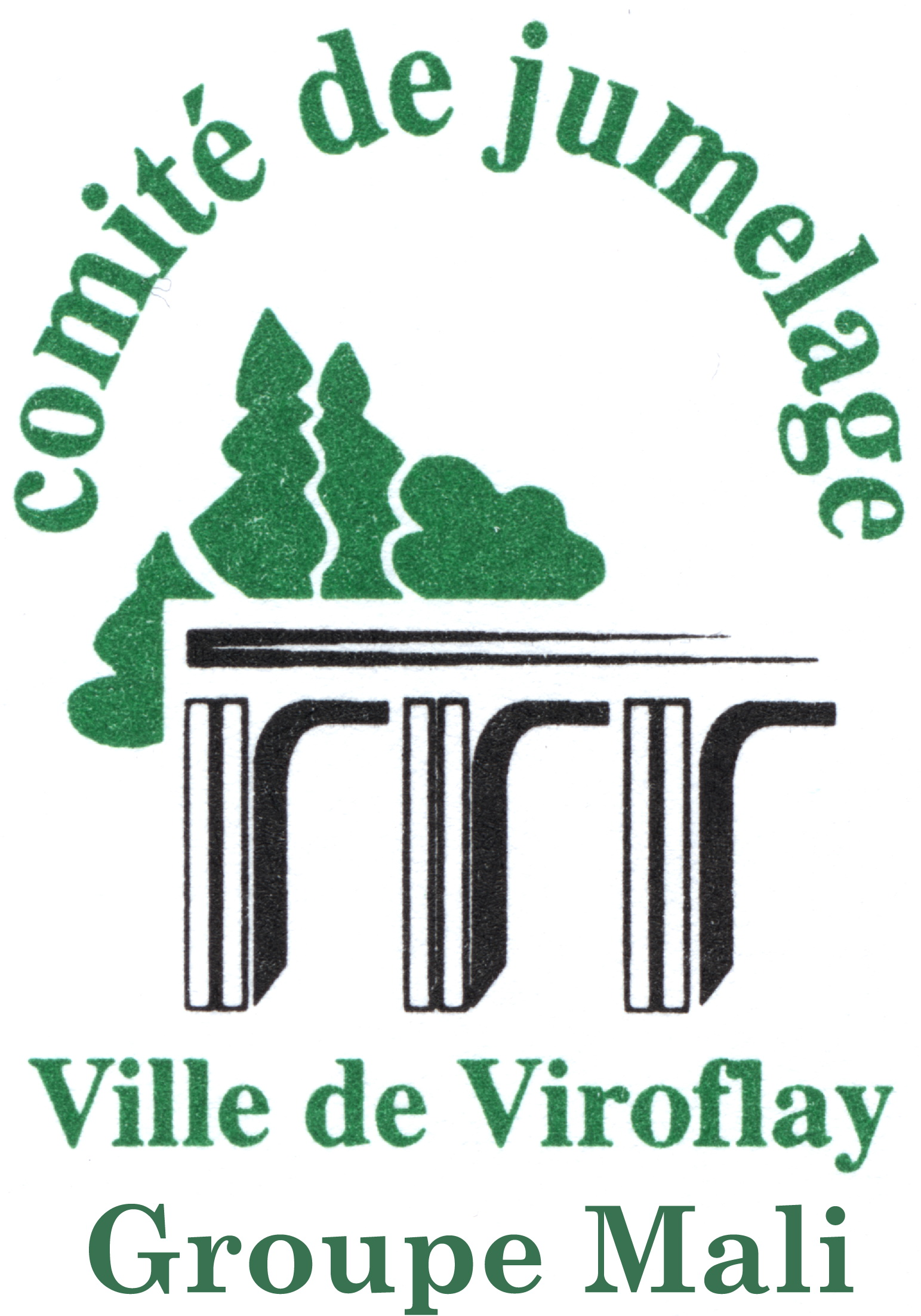 Logo groupe mali viroflay conseil d partemental des for Piscine viroflay