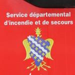 Une caserne de pompiers à Méré