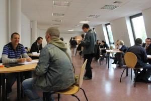 Le secteur d'action sociale de Versailles