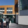 Le collège Auguste Renoir à Chatou