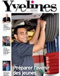 Couverture du Magazine départemental - N°4 - Automne 2012
