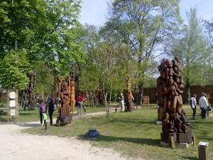 Visite comment e du parc grandeur nature saint germain for Parc yvelines visiter