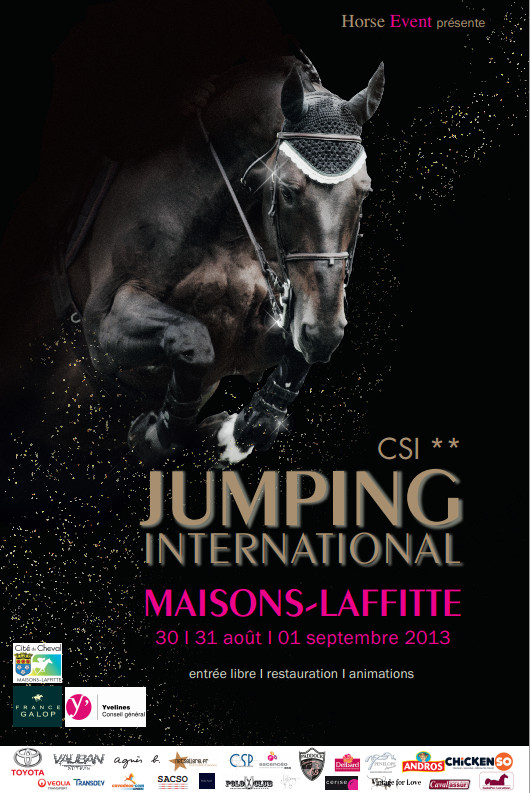 Jumping international de maisons laffitte conseil d partemental des yvelines - Concours maison laffitte ...