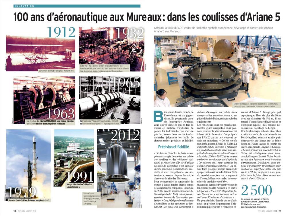 100 ans d'aéronautique aux Mureaux