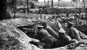 Commémoration centenaire de la Première Guerre mondiale