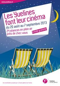 Les Yvelines font leur cinéma 2013
