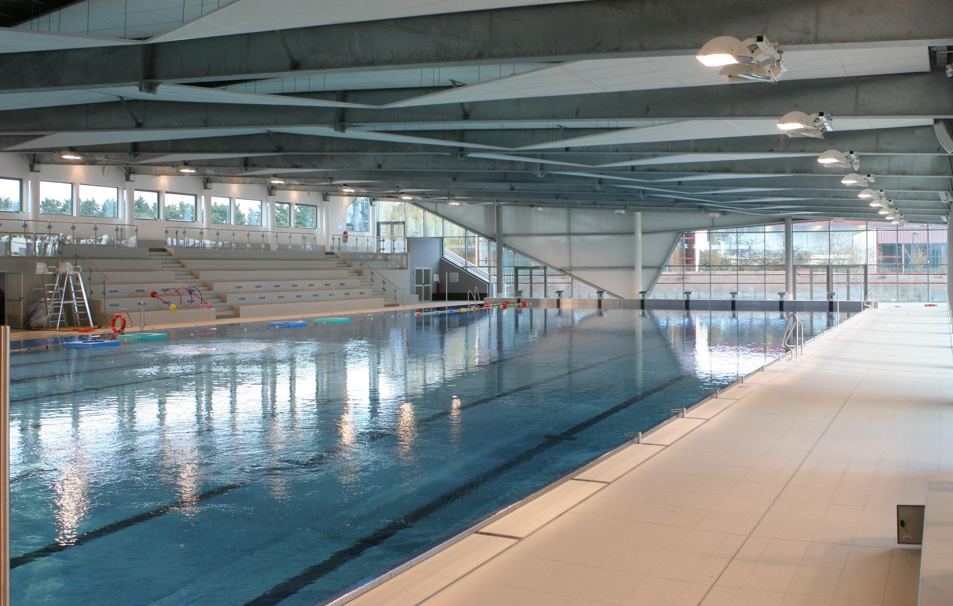 le nouveau centre aquatique de sartrouville ouvre ses