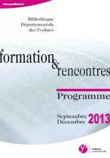 CAT FORMATION 2013-2eme sem