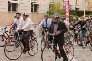 17e rencontres des Départements et Régions cyclables