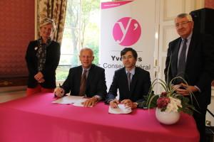 Signature CDEY Versailles