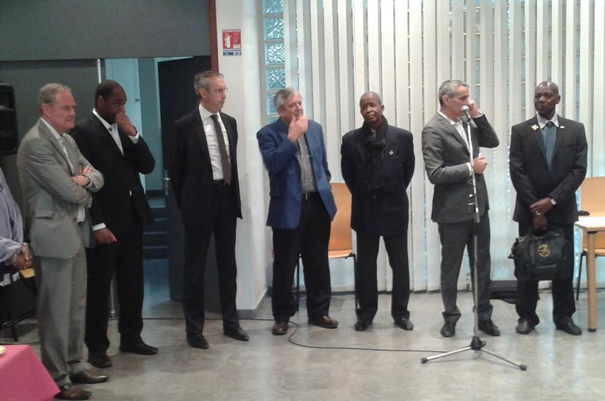 Le maire de konna mali en visite dans les yvelines for Visite dans les yvelines