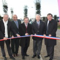 Inauguration RD113