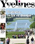 Couverture du magazine été 2013 du Conseil général