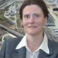 Gaëlle Monteiller, directrice de l'usine PSA Poissy