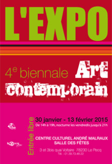 4e BiennaleAFFICHE 40X60