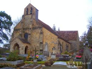 Cimetière Saint-Lambert-des-Bois