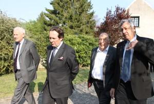 Visite à Brueil en Vexin