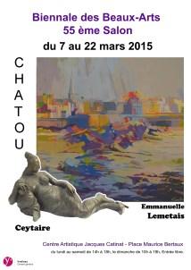 Biennale des beaux arts 55 me salon conseil for Salon des beaux arts