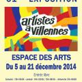 expositions villennes