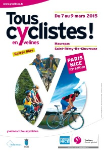 Tous cyclistes en Yvelines 2015