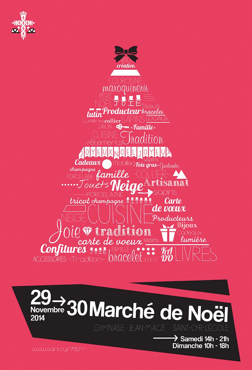 march u00e9 de no u00ebl de saint-cyr-l u0026 39 ecole