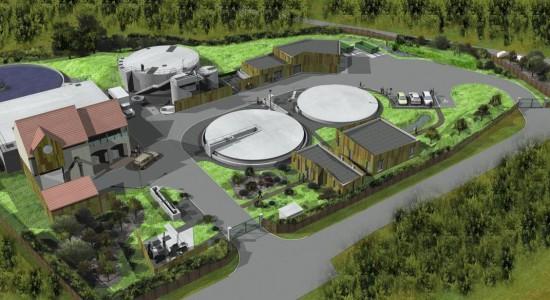 Future station d'épuration du Perray-en-Yvelines
