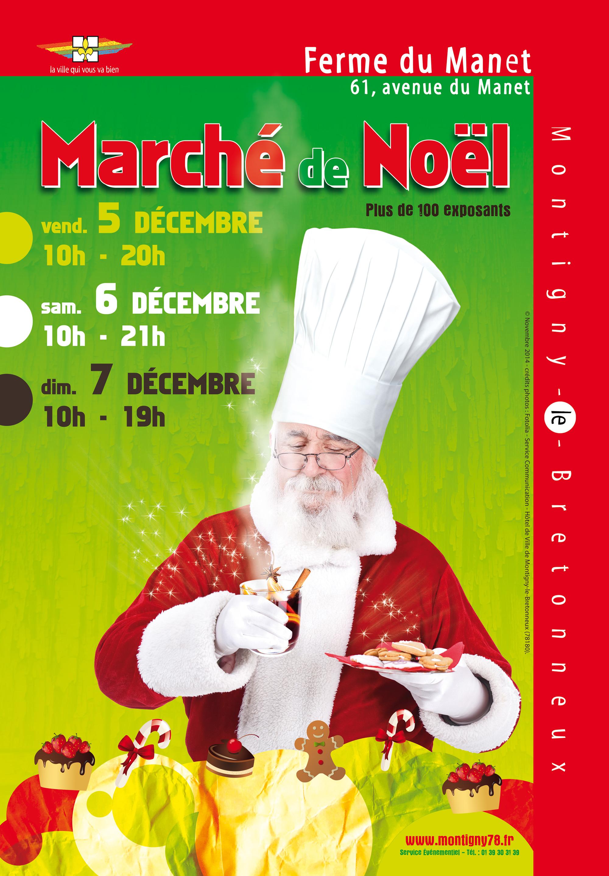 marché de noel 2018 yvelines Marché de Noël de Montigny le Bretonneux   Conseil départemental  marché de noel 2018 yvelines