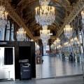 La Galerie des Glaces, l'une des trois images proposées aux clients de la gare.