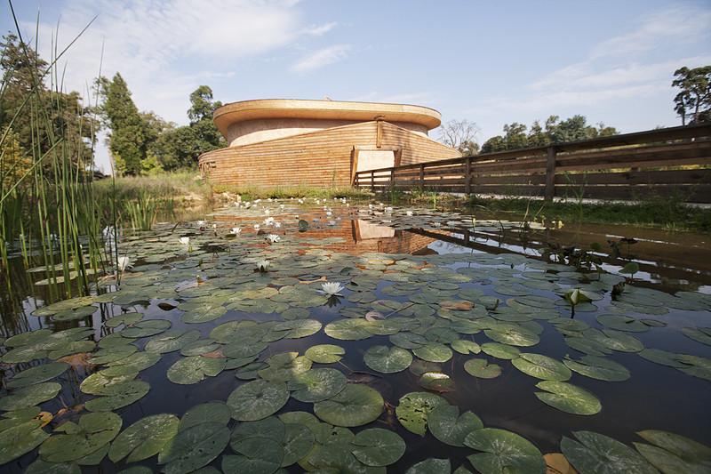 Le parc de thoiry r compens yvelines infos for Parc des yvelines