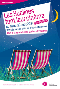 YVELINES CINEMA 2014