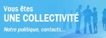 Vous êtes une collectivité