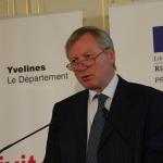 Activity - Erard Corbin de Mangoux, préfet des Yvelines.