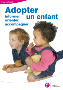 Guide de l'adoption