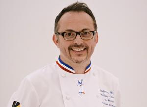Ludovic Bisot, fromager à Rambouillet, est l'un des 8 MOF 2015 yvelinois.