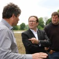 Inondations-agriculture : Pierre Bédier à Vernouillet